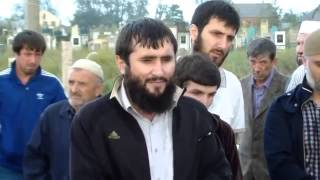 Похороны брата Абдуллы