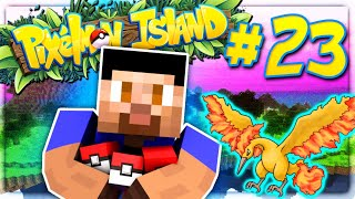 first legendary pixelmon island smp 23 pokemon go minecraft mod