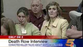 Kentucky Death Row Inmate Speaks Out