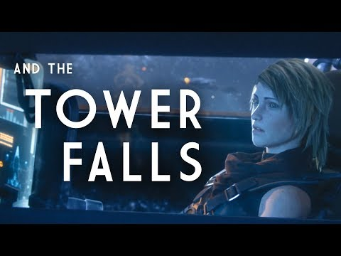 And the Tower Falls - Destiny 2 Beta