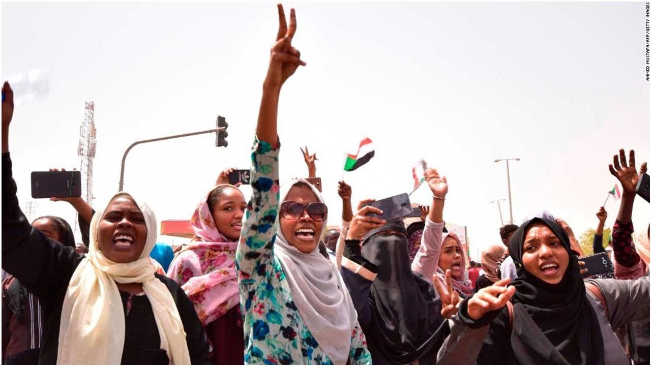Joy turns to fear in Sudan as army takes control after ousting Bashir