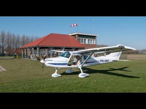 Adventure Flights - The Adventure Ferry Flight - TL3000 Sirius