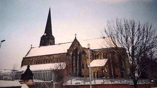 "Lord, Thy word abideth (tune ""Ravenshaw"") - old pipe organ, St Lawrence"