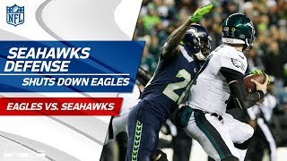 Seattle's Defense Shuts Down High-Flying Philly Offense! | Eagles vs. Seahawks | Wk 13 Player HLs
