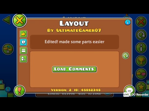 Geometry Dash Live stream | Level Request
