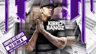 Kirko Bangz Feat. Young Jeezy - Hold It Down (Chopped Not Slopped by Slim K)