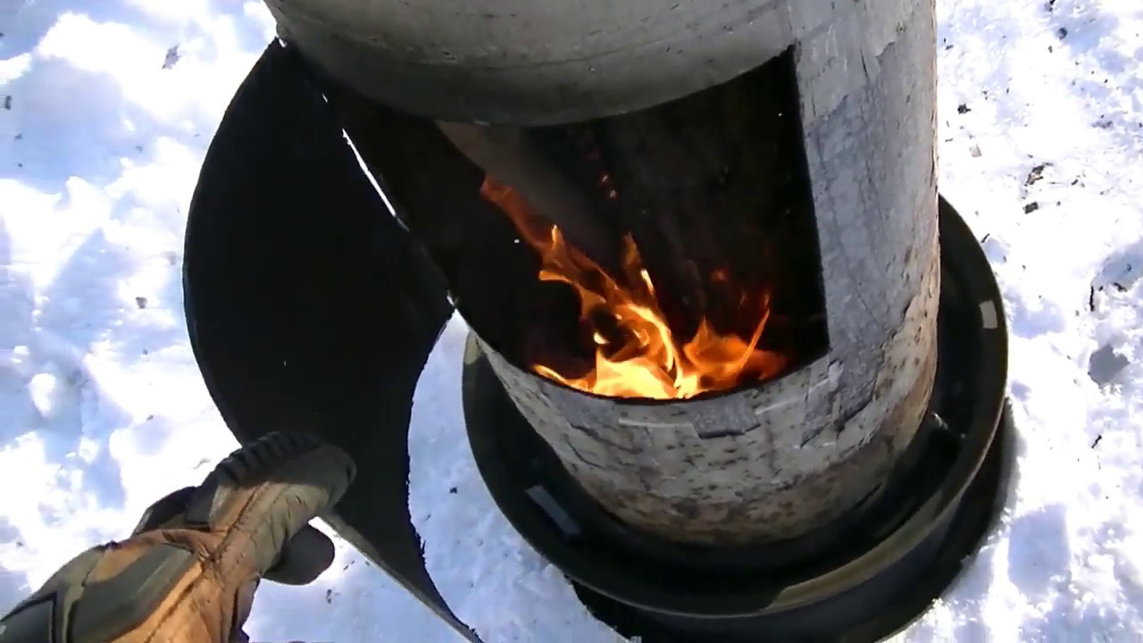 How To Make A Home Made Fire Pit