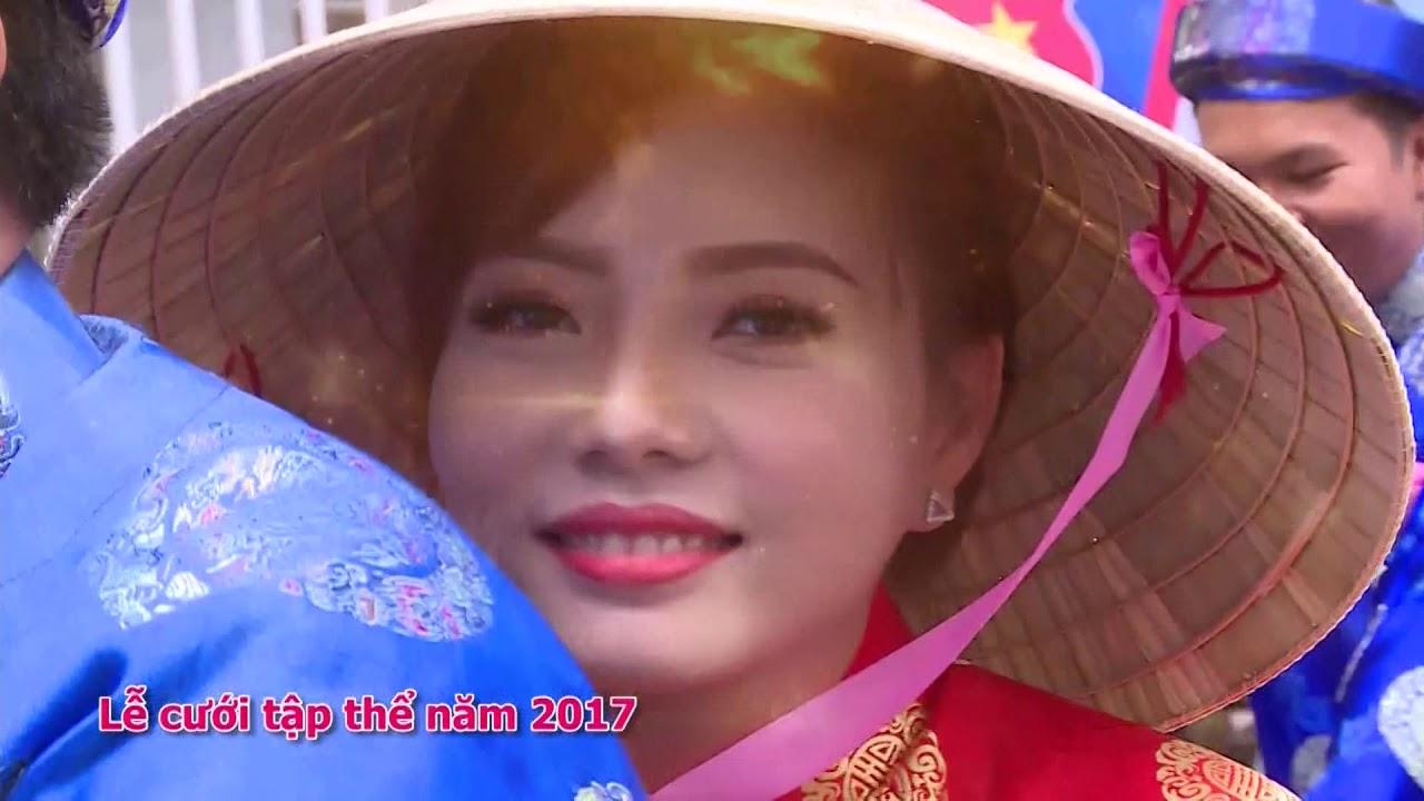 HTV1 – Truyền hình trực tiếp Lễ cưới tập thể năm 2019.