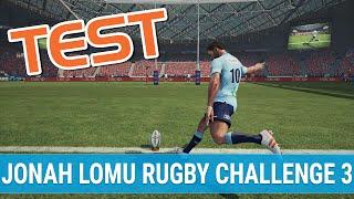 TEST Jonah Lomu Rugby Challenge 3 : Passe après contact manquée