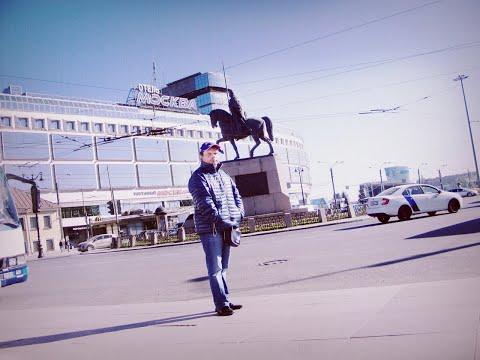 Санкт-Петербург - Петергоф (открытие фонтанов) 2019 г.
