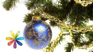 видео Как правильно подобрать мишуру для новогодней елки