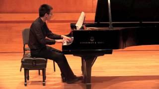 "Etude No. 10 ""Der Zauberlehrling"" (Ligeti) - SBU 2015 Piano Project"