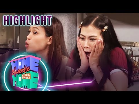 Julie makes a way to pacify Mikee's tantrum | HSH Extra Sweet