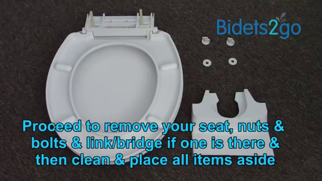 Bio Bidet Installation Instructions.Installation Of A Bio Bidet Elite3 On A Linked Toilet Youtube