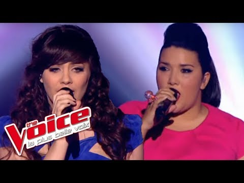 Gossip - Heavy Cross | Amalya Delepierre et Al.Hy | The Voice France 2012 | Demi-Finale