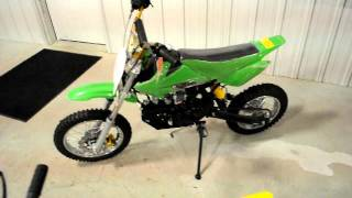 Youth Dirt Bike | 125cc Dirt Bike | Dirt Bikes for kids