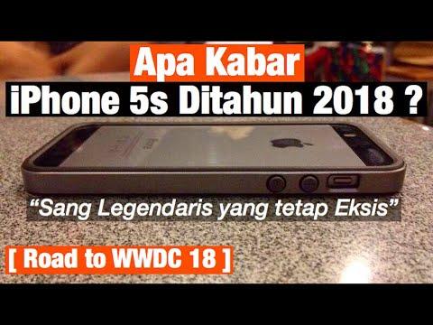Review iPhone 5S di Tahun 2018 - Terancam Punah ?