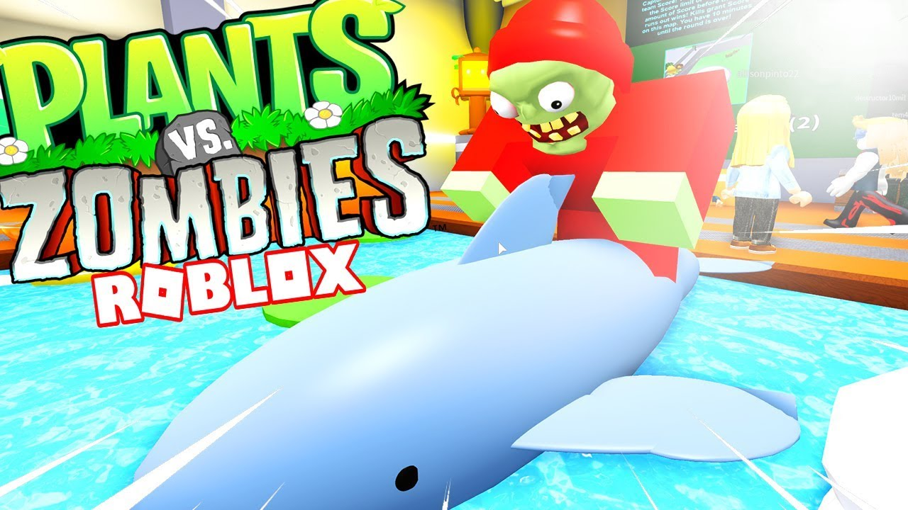 Old Plants Vs Zombies Rp Roblox Youtube Roblox Plants Vs Zombies