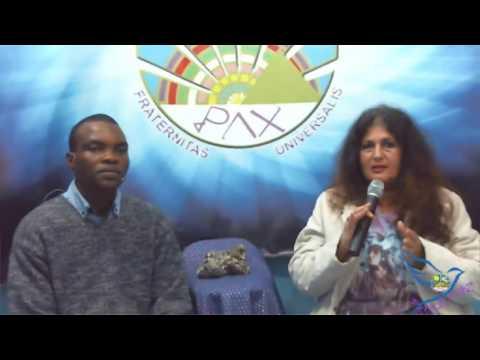 PAXTV ´CARMEN BALHESTERO ENTREVISTA PADRE JACQUE - MISSIONARIO DA CONSOLATA (CONGO)