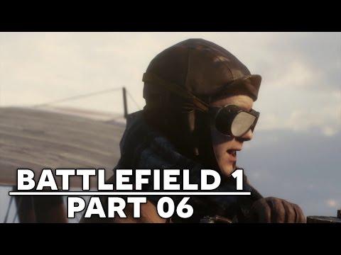 BATTLEFIELD 1 - Test Flight - Full Campaign Walkthrough Gameplay - Part 6 (BF1 PC Ultra)