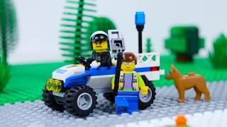 LEGO City| Pizza Fail | Lego Stop Motion | WildBrain Cartoons