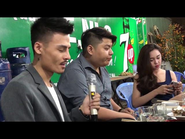 Hoa Vinh hát Gọi tên em trong đêm live tại Đà Nẵng cực đỉnh