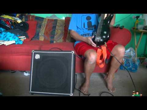 Craigslist Find: Used Ampeg BA-112 Bass 50 watts Amp