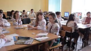 Відкритий урок з інформатики у 6-Б класі