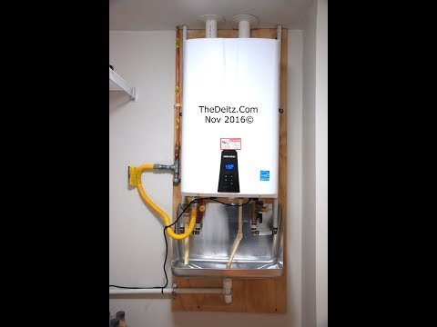 Navien Tankless A Great Water Heater Just Don T Use This Plumber