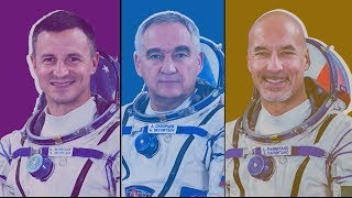 Expedition 60-61 Crew News Conference
