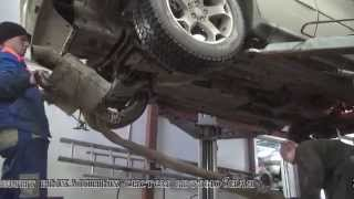 видео BMW x5 e53 удаление катализаторов