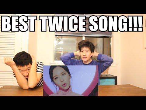 "TWICE ""Heart Shaker"" M/V REACTION [BEST TWICE SONG!!!]"