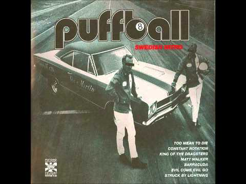 Puffball - Barracuda