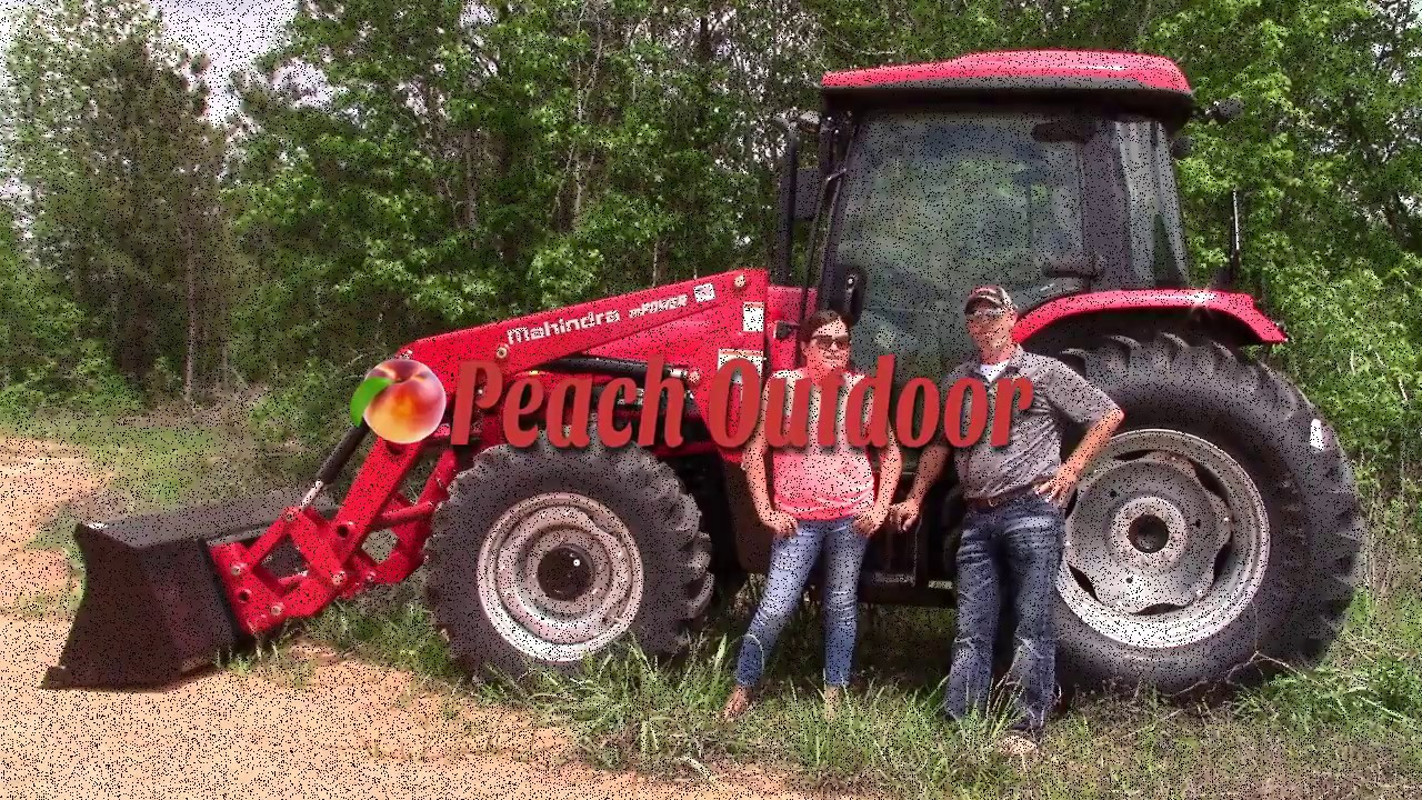 Peach Outdoor - New & Used agricultural equipment, Service