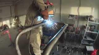 Гидравлический трубогиб Mk2 - изготовление сварочной тележки(http://www.bigbender.ru/gidravlicheskij-trubogib-mk2/, 2015-11-29T22:34:34.000Z)