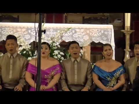 Let my love be heard -- Philippine Madrigal Singers