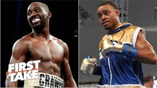 Errol Spence Jr. would defeat Terence 'Bud' Crawford if given the chance - Stephen A. | First Take