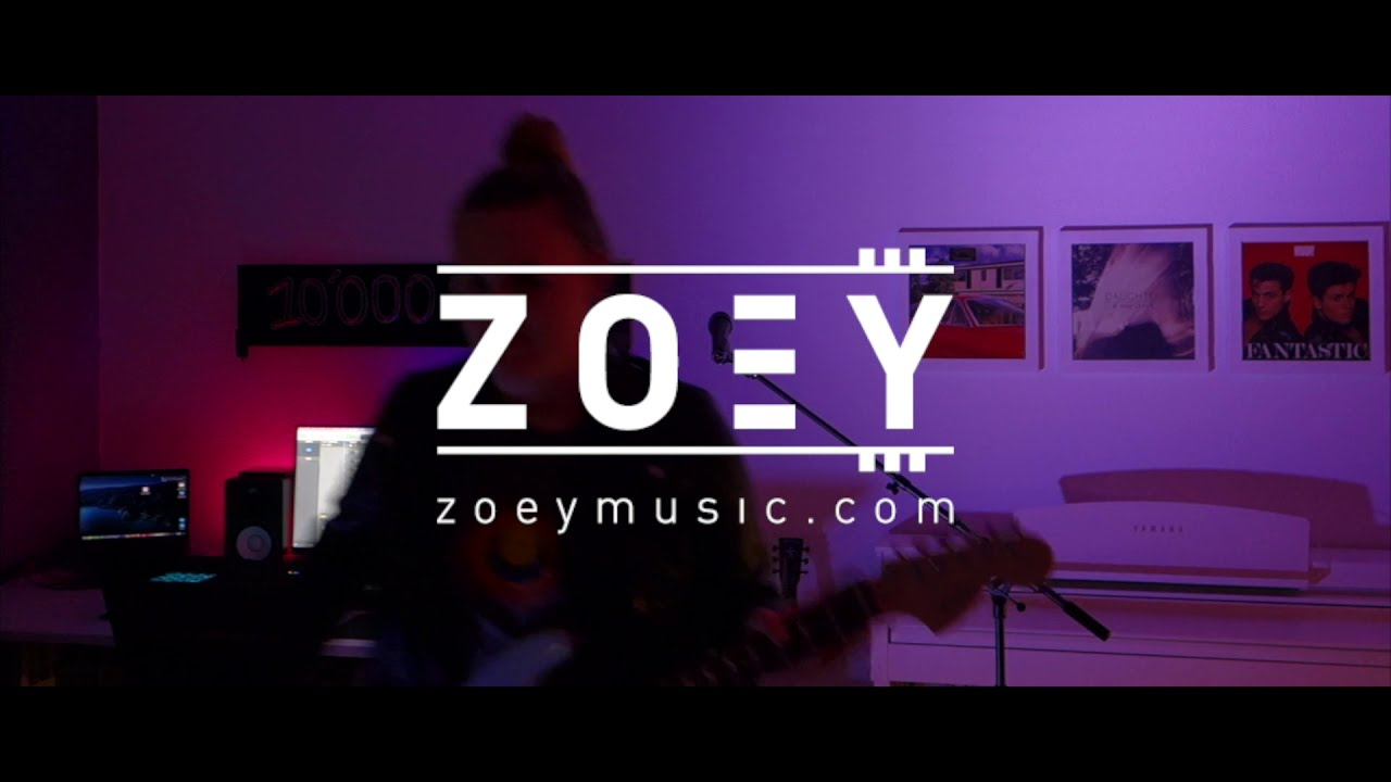 Siehst du mich - HE/RO | Cover Zoey
