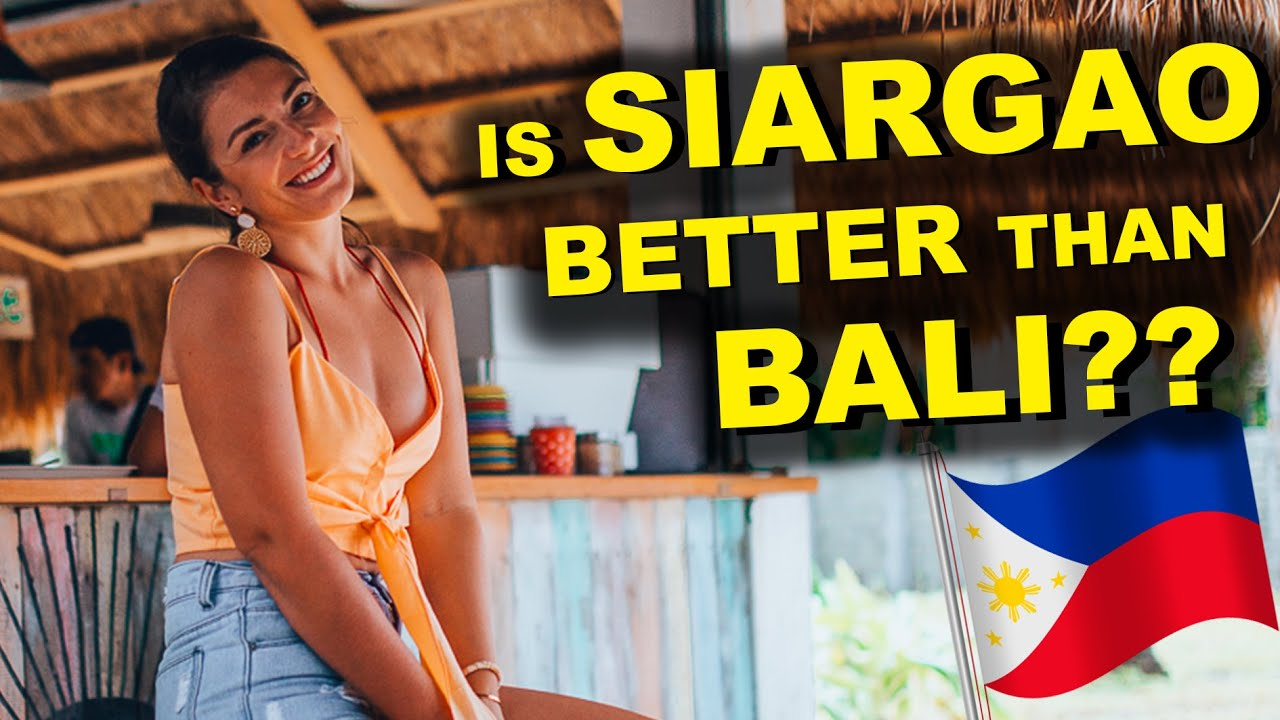 Download Is SIARGAO the better BALI??? Philippines Vlogs