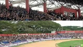 Download Video Chants Terbaru Brajamusti Vs Cyber Xtreme Cover Guyon Waton MP3 3GP MP4
