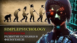 психология. Развитие психики в филогенезе