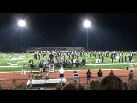 Oakville High School Marching Band- Everything In It's Right Place 2016