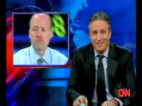 Jon Stewart slams Jim Cramer