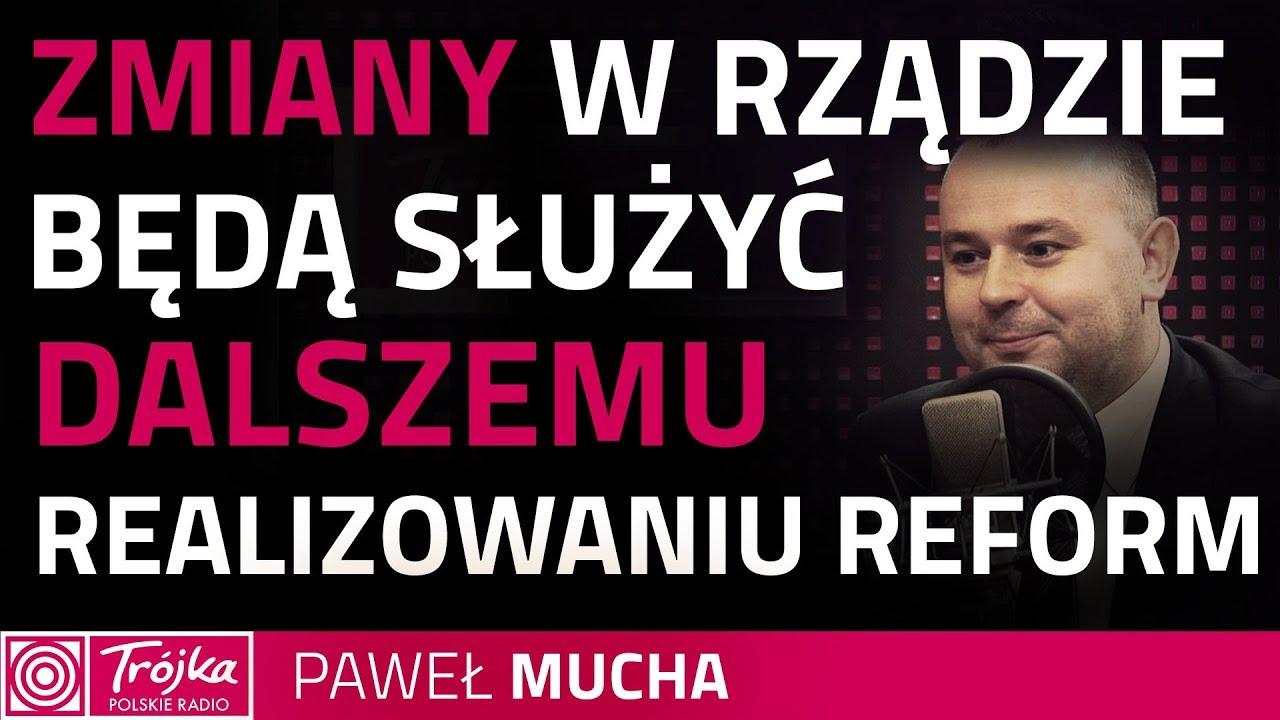Mucha: Krzysztof Szczerski zostaje w Kancelarii Prezydenta