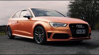 Audi S3 Peach - Y4EMX