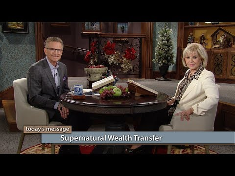Supernatural Wealth Transfer