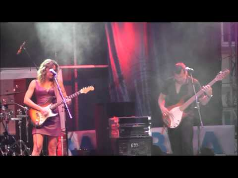 Ana Popovic - Live in Bamberg, Germany, 12. Aug. 2...