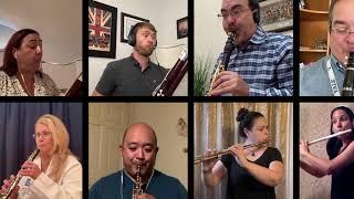 National Virtual Medical Orchestra Performance 3 Arturo Márquez  Danzon No. 2