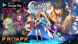 Luna Chronicles R - Gameplay Video