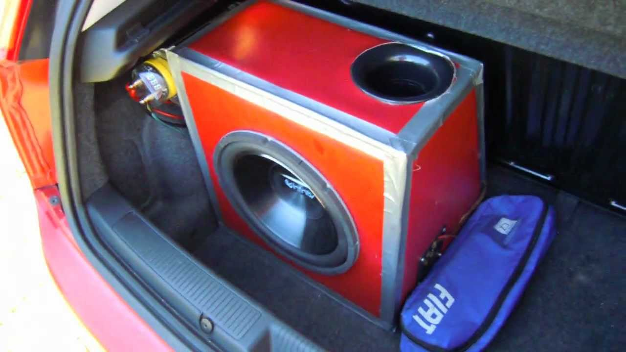 Grande Punto Subwoofer Youtube